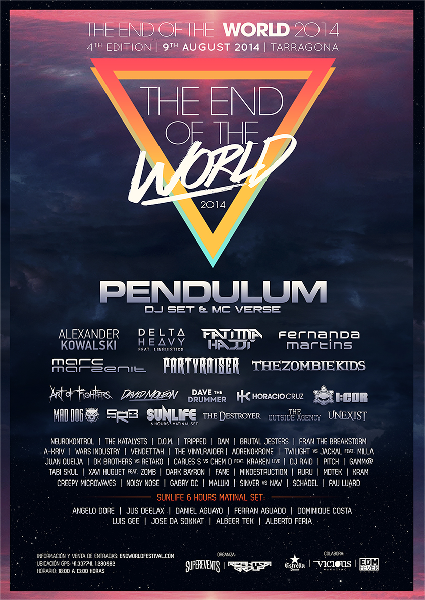 The End of the World Festival 2014