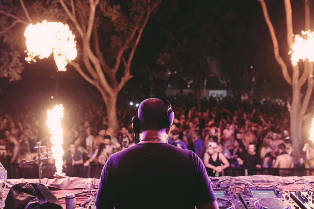 Dave Clarke @ The End of the World Festival 2018