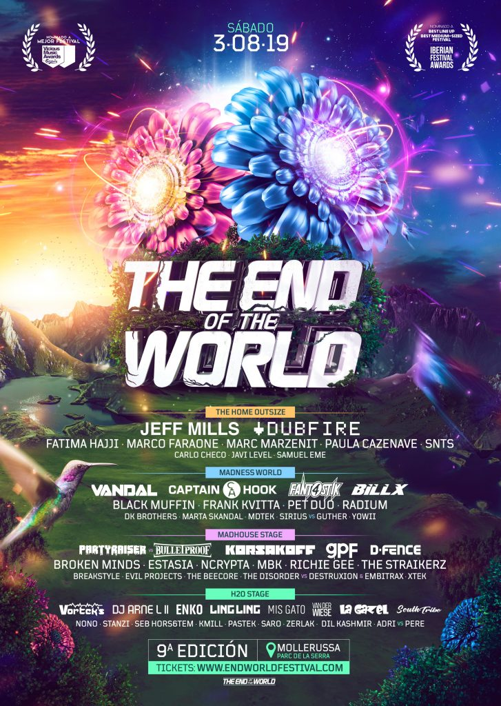 The End of the World 2019 - Cartel